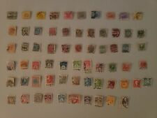 Western Australia 1865-1899, Denmark 1864-1938 Mixed Lot of Stamps