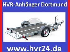 -HVR- Stema Absenkanhänger Motorradanhänger  NEU 100 KM/H
