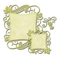 Spellbinders Nestabilities Die ~ DECORATIVE CURVED SQUARE ~ S4-525