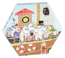 Moomin Christmas Advent Calendar with Toys Moomin Boat 2018 Martinex
