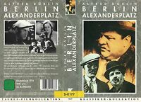 (VHS) Berlin - Alexanderplatz - Heinrich George, Maria Bard (1931)