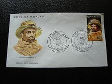 MADAGASCAR - enveloppe 26/7/74 - rainibetsimisaraka - yt n° 542 -(cy9)