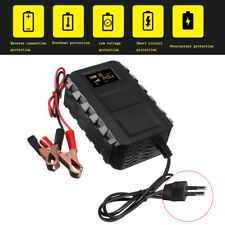 Intelligent 12V 20A Automotive Battery Lead Acid Battery Charger Car Motor Great