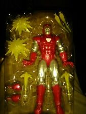 MARVEL LEGENDS Silver Centurion Ironman WALGREENS EXCLUSIVE Loose Complete