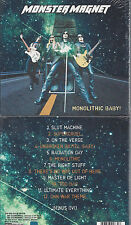 CD-MONSTER MAGNET MONOLITHIC BABY