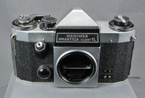 Hanimex Praktica Super TL 35mm Film Camera Body Only