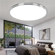 LED Ceiling Light Round Panel Down Light Modern Hallway Living Room Wall Lamp C