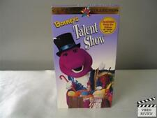 Barney - Barney's Talent Show (VHS, 1996)