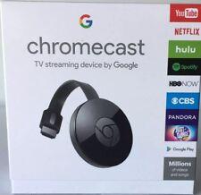 Brand New Google Chromecast Digital HD Media Streamer 2nd Generation Black