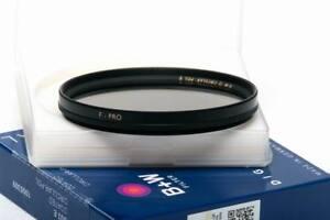 B+W Pro 52mm UV AL MRC multi coated lens filter for Pentax DA 18-55mm f/3.5-5.6
