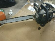 46cc Craftsman Chainsaw 20in bar, chain runs comes with case extra chain
