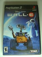 WALL-E (Sony PlayStation 2, 2008) Complete, Disney Pixar -Tested Working
