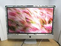 "Apple iMac A1312 27"" 3.4GHz Core i7-2600 10GB RAM 1TB HD OS X 10.11 Bad Display"