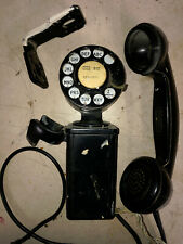 Vintage 1940s Bell System/Western Electric Rotary Dial Space Saver Telephone