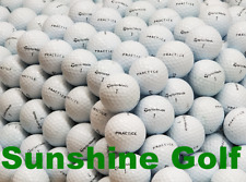 100 AAA TaylorMade Range Practice Used Golf Balls (3A)  FREE SHIPPING