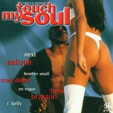 Touch my Soul 2000/3 Craig David, Next, Pink, Montell Jordan, Angie Sto.. [2 CD]