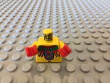 Lego Adventurers Achu Aztec King Torso ~ Sets 5986/5976/5906