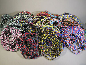 Wholesale Fundraiser Tornado Titanium Sports Necklace 3 Rope Over 150 Various