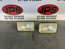 Pair of rectangular headlights 72573-105.... X EZGO MPT 800 golf buggy...£40+VAT
