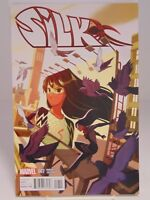 SILK #7 1ST PRINT VARIANT COVER MANGA MARVEL COMICS VF/NM CB837