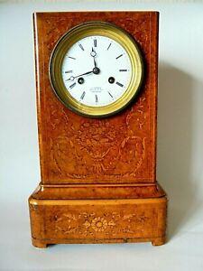 French A.Demeur Striking Mantel Clock c1830
