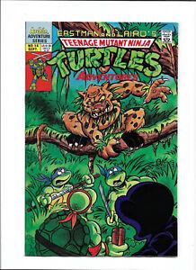 TEENAGE MUTANT NINJA TURTLES ADVENTURES #14 [1990 VF-] ARCHIE COMICS
