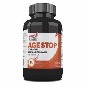 Stop Age Capsule | Age Stop Capsule | Skin Wrinkled Hair etc..