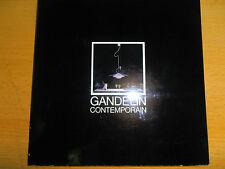 Catalogue GANDELIN année 1977 design Luminaire lustre lampadaire (ref 14 )