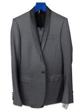 Dior Homme AW11 Gray Serge Wool Cashmere Tuxedo sz. eu44 us34