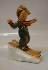 "Goebel Hummel ""Skier"" Figurine #59- TMK 2"