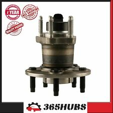 [1.512250] New Axle Wheel Hub and Bearing Assembly 4-Wheel ABS 5-Stud Rear