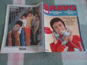 Bravo 19-1967 –komplett -Starschnitt Manuela -Reportage Horst Buchholz+ Winnetou
