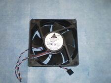 DELTA ELECTRONICS MODEL AFC1212DE FAN DC12V 1.60A DELL P/N Y4574 FAN