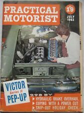 Practical Motorist Magazine July 1963