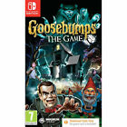 Goosebumps NINTENDO SWITCH The Game New and Sealed