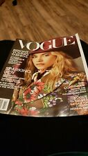 Vogue Magazine..Sparkling Joy