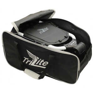 AXGLO TRILITE GOLF TROLLEY BAG / TRAVEL COVER / BOOT BAG / STORAGE COVER