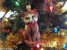 glass - Cat Christmas Decorations