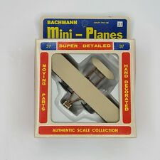 Bachmann Mini-Planes Wright Brothers Kitty Hawk #37 8337 Nos