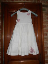 robe  fille   a l'heure  anglaise   t 94 cm