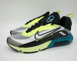 """Nike Air Max 2090 """"Volt"""" Größe 44 45 neon gelb blau"""