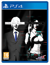 The 25th Ward: The Silver Case (PS4) - BRAND NEW & SEALED UK
