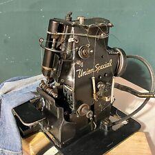 Vintage Union Special 39200F Overlocker Sewing Machine