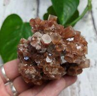"2.5"" ARAGONITE Specimen Cluster A1 Crystal Reiki Charged 5.7oz *Read Below*"