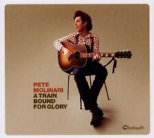 Pete Molinari : A Train Bound for Glory CD (2010) ***NEW***