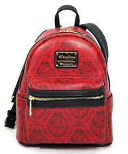 Disney Parks Loungefly Redd Sketch Pirates Caribbean Red Head Mini Backpack New