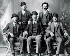 Butch Cassidy's Wild Bunch, Butch Cassidy and the Sundance Kid 8x10 Photo J-77