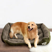 Warm Soft  Dog Beds Large Washable Pet Kennel Mat Puppy Cushion Blanket Nest