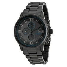 CITIZEN CA0295-58E Eco-Drive Flight Nighthawk Chronograph Black 200m Men's Watch