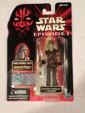 Hasbro Star Wars Episode 1 - Phantom Menace Captain Tarpals NIEUW !